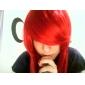 Cosplay Peruker Puella Magi Madoka Magica Kyok Sakura Röd Lång Animé Cosplay Peruker 100 CM Värmebeständigt Fiber Kvinna