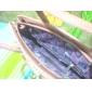 trendiga gyllene lås handväska (32cm * 22cm * 11cm)