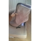 ANTJE - Ankelstøvler Leatherette