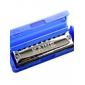 Kaine - (k1003) Blues Harp harmonica 10 holes/20 tons