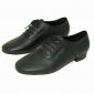 äkta läder övre dansskor balsal moderna skor för män fler färger