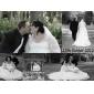 A-line/Princess Maternity Wedding Dress - Ivory Court Train Sweetheart Tulle