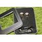 3,5 mm stereo med hög kvalitet diamant-FULLSATT skallen fashion in-ear hörlurar mp3/mp4-spelare