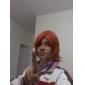 Cosplay Peruker One Piece Nami Orange Kort Animé Cosplay Peruker 32 CM Värmebeständigt Fiber Kvinna