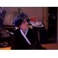 Peruci de Cosplay Blue Exorcist Rin Okumura Albastru Short Anime Peruci de Cosplay 30 CM Fibră Rezistentă la Căldură Bărbătesc