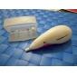 ポリッシュバフドリル研削5IN1電気マニキュア/ペディキュアセットネイル&5コーンヘッドを組み立てる(2 AAA電池によって電力を供給)