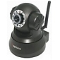Apexis® Wireless IP Surveillance Camera with Email Alert (Motion Detection, Nightvision, Black)