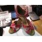 satiné / mousseux paillettes supérieure latin chaussures danse de salon des chaussures pour femmes plus de couleurs