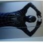 Costumes zentai Superhéros / Araignée / Déguisements Thème Film/TV Costume Zentai Costumes de Cosplay Noir Imprimé / Mosaïque
