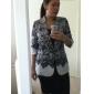 TS Lace Print Blazer