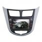 7 pulgadas de coches reproductor de DVD para HYUNDAI REINA (Bluetooth, GPS, iPod, RDS, SD / USB, control del volante, pantalla táctil)