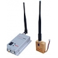 1,2 g Wireless-8-ch 800mW Doppel-Zimmer zu Zimmer Audio / Video Sender Fox-800a (sfa226)