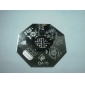 Nail Art Stamp Stamping Image Template Plate Q Series