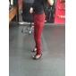 TS Zipper Pleated Crop Pants