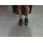 kunstleer dikke hak enkellaarsjes feest / avond schoenen (meer kleuren)