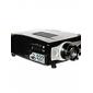 1800lm hdmi 1080i 5'' LCD-projektor 640 * 480 för hemmabio dvd tv bärbar dator (hd66)
