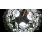 3W E26/E27 Ampoules Globe LED A50 9 SMD 5730 250 lm Blanc Chaud / Blanc Froid / Blanc Naturel DC 12 V