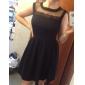 TS Lace Lined Princess Dress