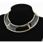 Black/White Fashion Alloy Necklace (More colors)
