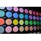 24 Colors Ögonskuggspalett Matt Ögonskugga palett Puder Set Vardagsmakeup / Älvlik makeup