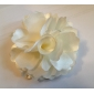 Women's/Flower Girl's Cotton Headpiece - Wedding/Special Occasion Flowers