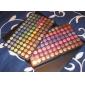 168 colori opachi e luccicano piastra di trucco dell'occhio shadow