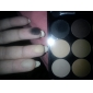multi-fonction 15 couleurs ombrage poudre de maquillage palette