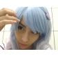 Perruques de lolita Doux Dégradé de Couleur Moyen Incanardin Bleu Perruque Lolita  55 CM Perruques de Cosplay Mosaïque Perruque Pour Femme