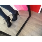 Leatherette Chunky Heel Ankle Boots Party / Evening Shoes (More Colors)