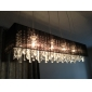 Crystal Pendant Lights , Modern/Contemporary/Island Dining Room Metal