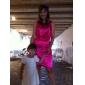 WHYLMA - Kleid für Brautjungfer aus Satin
