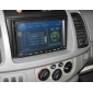 DVD Player Automotivo 7 polegadas GPS iPod Bluetooth TV RDS
