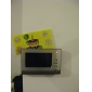trois 7 pouces couleur moniteur vidéo de téléphone système de porte avec un appareil photo de couverture en alliage résistant aux intempéries