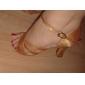 Zapatos de baile (Oro) - Salón de Baile/Danza latina/Salsa - No Personalizable - Tacón de estilete