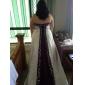 Lanting Bride® Linha A / Princesa Pequeno / Tamanhos Grandes Vestido de Noiva - Clássico e atemporal / Elegante e LuxuosoVestidos Noiva