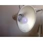 Светодиодная круглая лампа E27 4.5W 15x5630SMD 260 лм 3000K теплый белый свет (220 В)