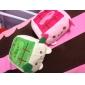 kawaii خلية التوفو hannari أفخم حامل الهاتف هدية عيد الميلاد (ceg1058) (لون عشوائي)