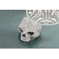 Women's/Men's Alloy Ring Rhinestone Alloy