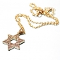 Women's Star Pendant Necklace