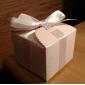cutie favoarea simplă cu panglica - set de 12 (mai multe culori)