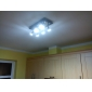 Ampoule LED Spot Blanc Naturel (220-240V), GU10 80-LED 3-3.5W 400LM 6000-6500K