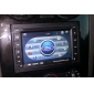 6.2-inch 2 Din TFT Screen In-Dash Car DVD Player With Navigation-Ready GPS,Bluetooth,iPod-Input,TV,RDS