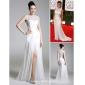 RAFFAELLA - Kleid für Abendveranstaltung aus Chiffon und Spitze