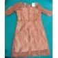 TS Simplicity Mid Sleeve Lace Dress