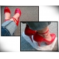 zapatos de plataforma de charol zapatos stilettos talones del partido / la noche / de la boda de las mujeres más colores disponibles