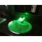 Oil Rubbed Bronze Color Changing LED Waterfall Bathroom Sink Faucet