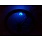 cykel ljus hjul ljus s-form ståltråd ljus