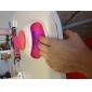 Elektrisk nagellackstorkare med UV-ljus (drivs med 3 st AAA-batterier, slumpmässiga färger)