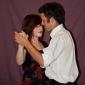anpassade satin latin / ballroom dance performance skor för kvinnor (fler färger)