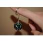 kristallkulan kompass nyckelring